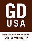 GD USA 2014 Web Design