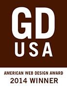 GD USA 2014 Web Design