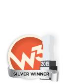 W3 Silver Winner 2015