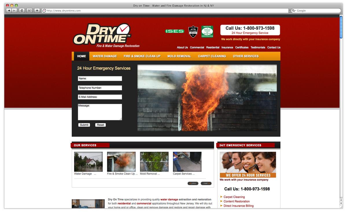 dryontime-website