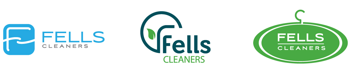 fells-cleaners-logo-concepts
