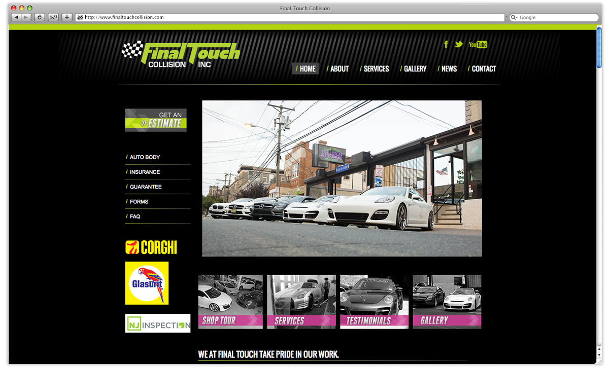 finaltouch-website