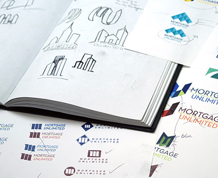 mortgage-unlimited-logo-sketches-2