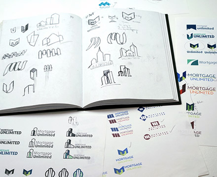 mortgage-unlimited-logo-sketches-3