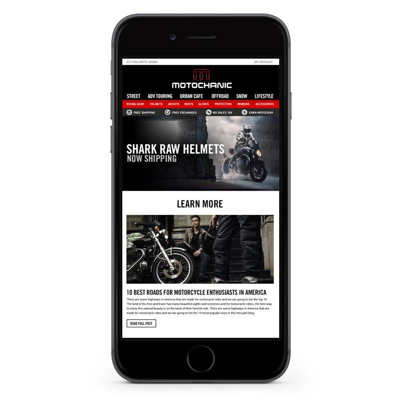 Motochanic Newsletter