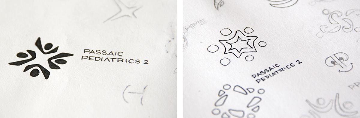 passaic-peds-logo-sketches2