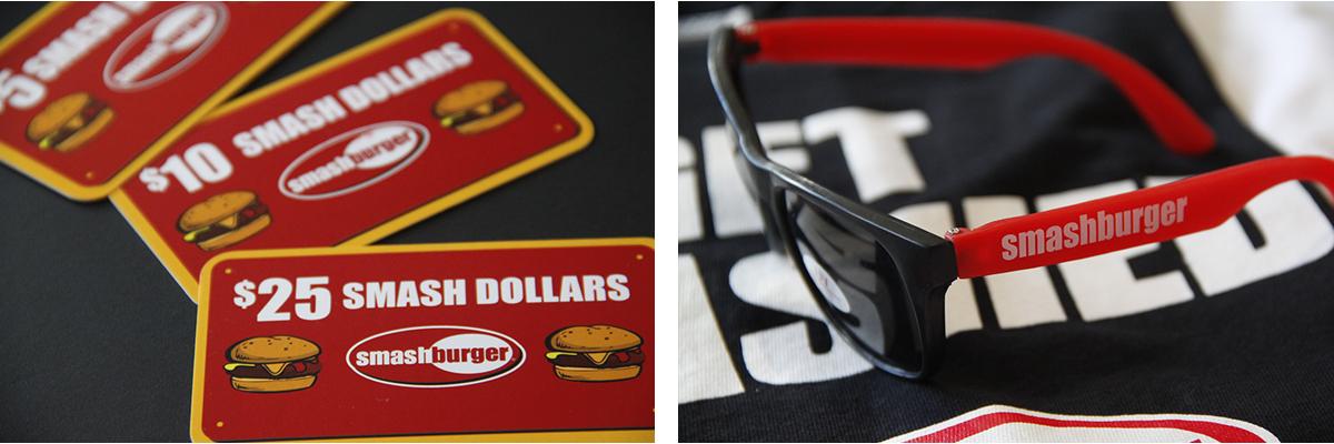 Smashburger Smash Dollars