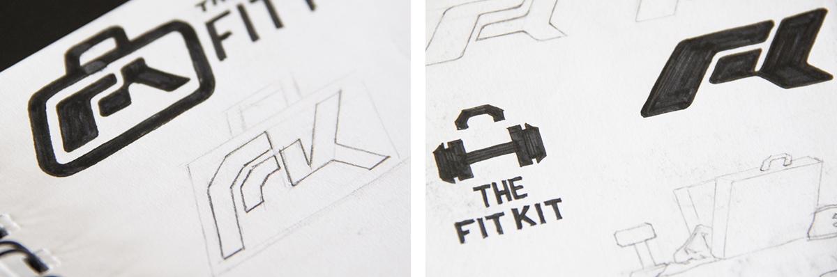 thefitkit-logo-sketches1