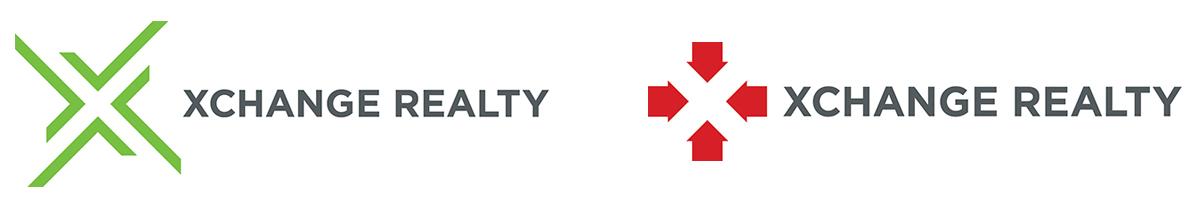 xchange-realty-logo-concepts