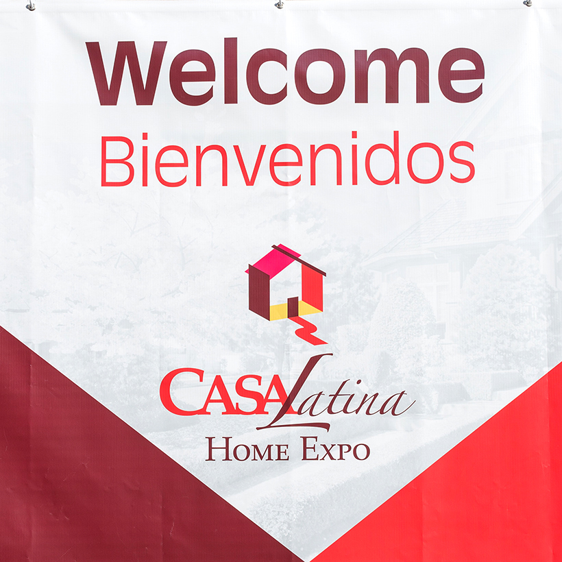 Casa Latina Welcome