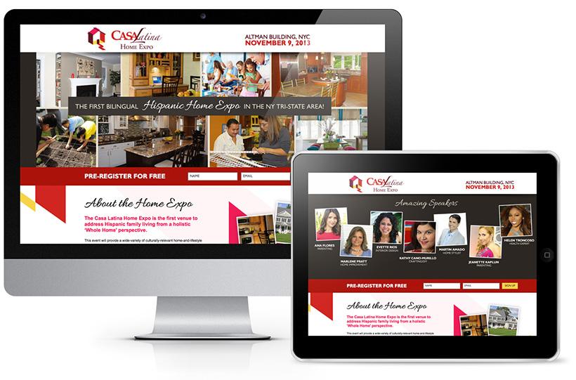 Casa Latina Website