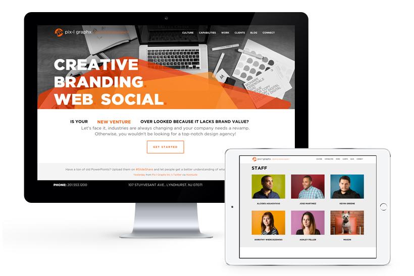 pixl-responsive-website