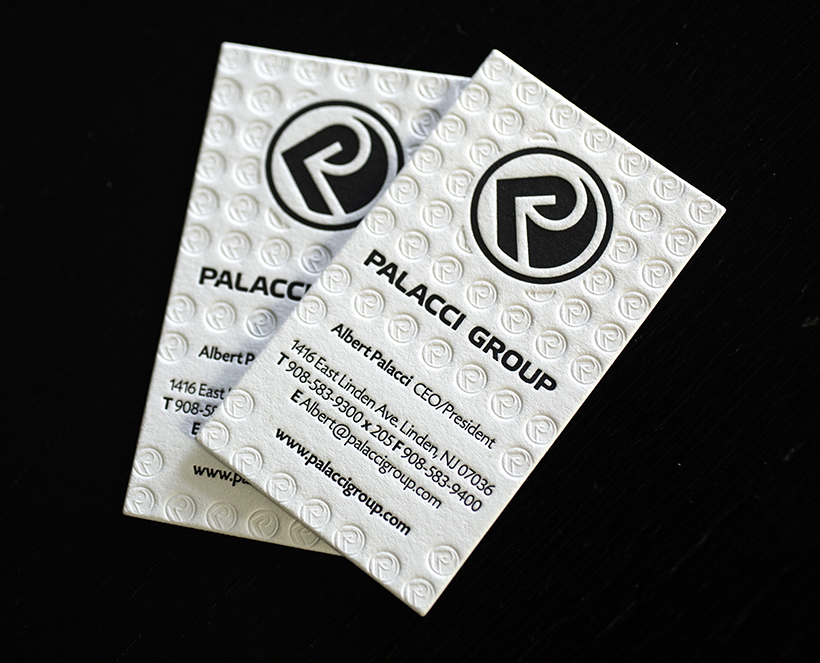 Palacci Group Business Cards