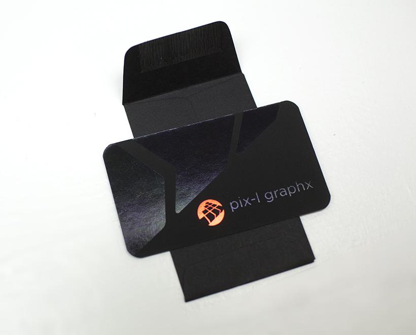 Pix-L Graphx Business Cards
