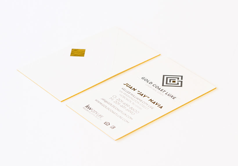 Gold-Coast-Luxe-Painted-Edge-Business-Cards