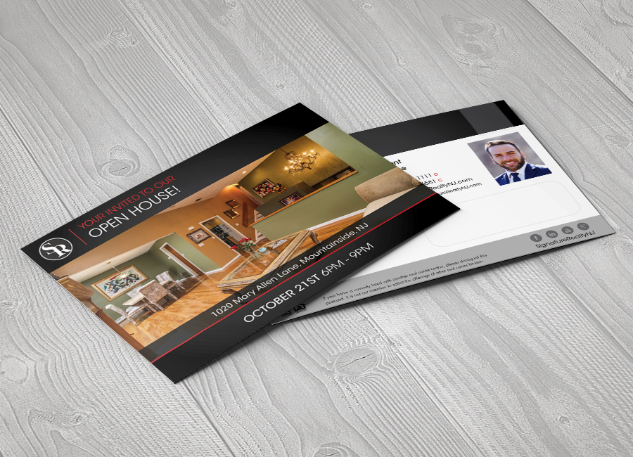 signature_realty_open_house_postcard