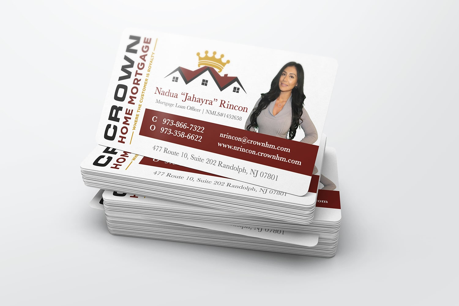 CHM executive cards with Photo